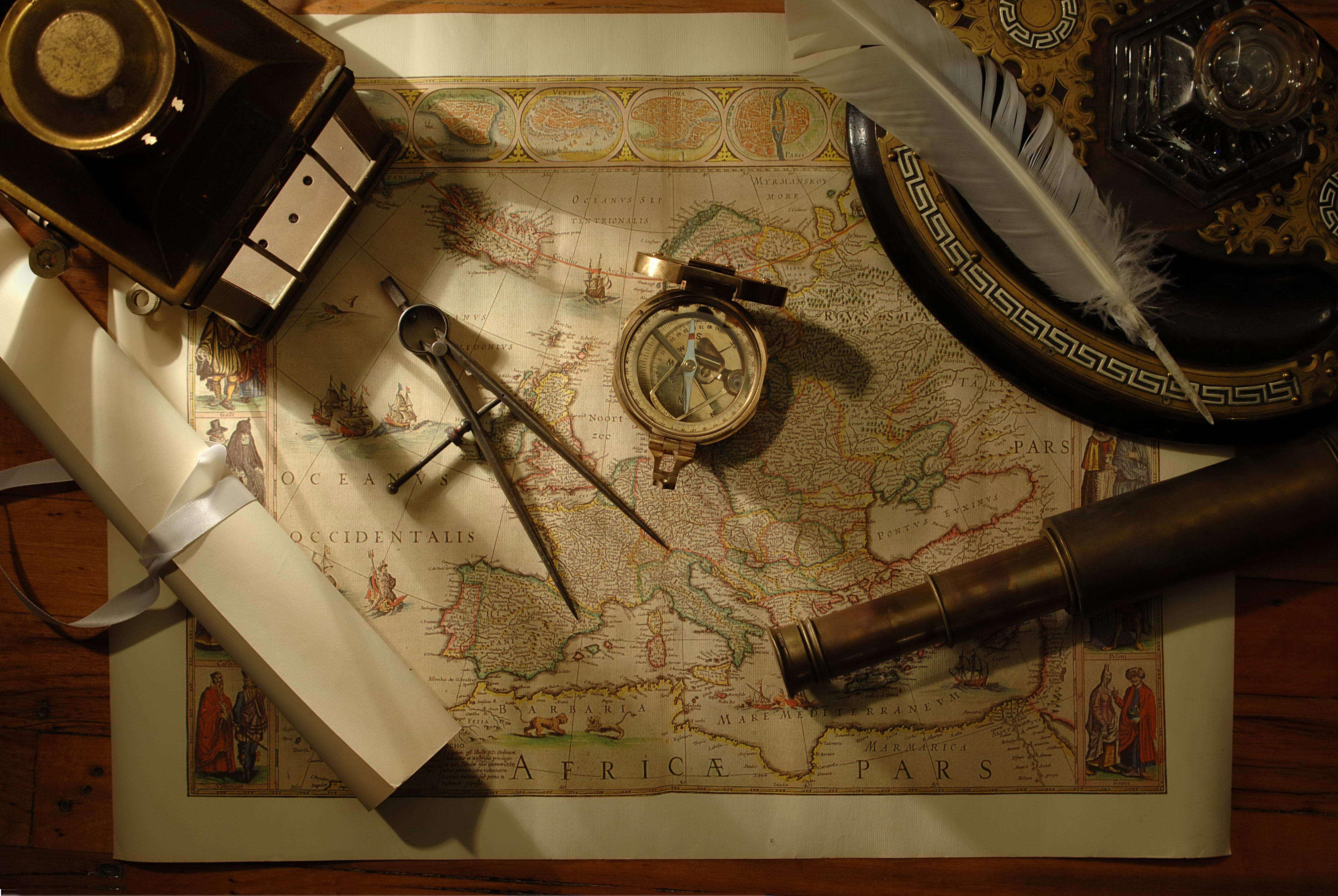 Carte Nautiche per la navigazione