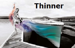 Isofan Marine - Thinner