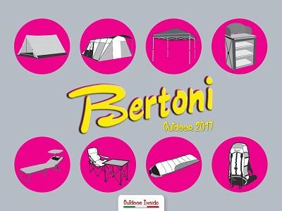 Catalogo Prodotti BERTONI OUTDOOR