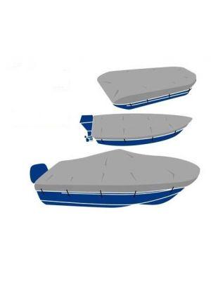 LU2000 Copertura per Motore fuoribordo 210D Impermeabile Copertura per Motore per Barca Colore Blu
